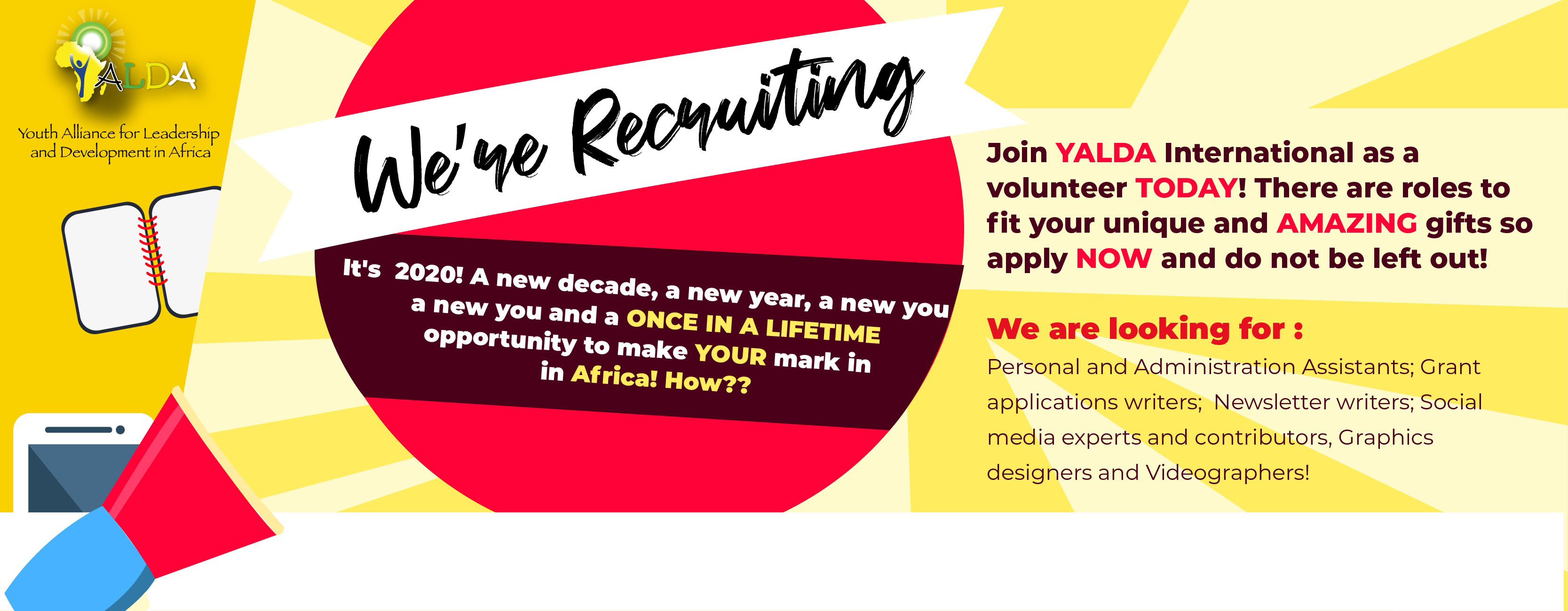 Recruitment US Flyer Second Version